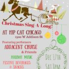 Christmas Sing-A-Long at Hip Cat Chicago